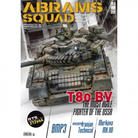 Abrams Squad 15