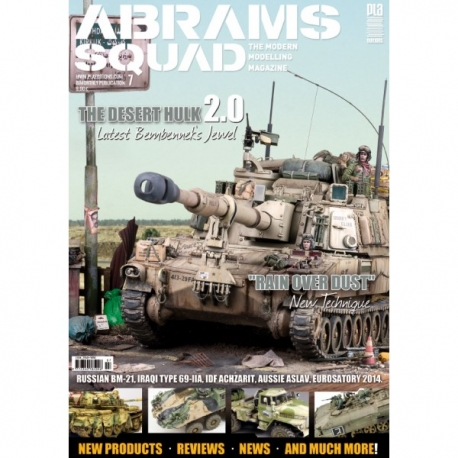 Abrams Squad 7