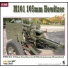 M101A1 105 mm Howitzer in detail