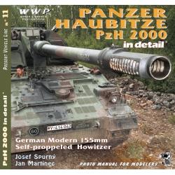 Panzerhaubitze PzH 2000 in detail