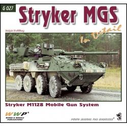 Stryker MGS in detail