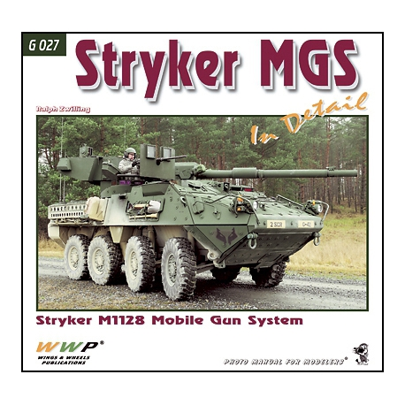 Stryker MGS in detail