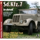 Sd. Kfz. 7 in detail