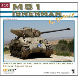 M51 IDF Sherman in detail