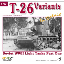 T-26 in detail