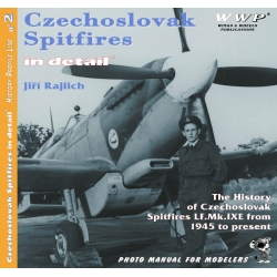Czechoslovak Spitfires in detail