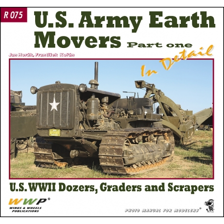 U.S. Army Earth Movers in detail