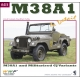 M38A1 Jeeps in detail