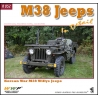 M38 Jeeps in detail