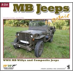 MB Jeeps in detail