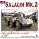 Saladin Mk.2 in detail