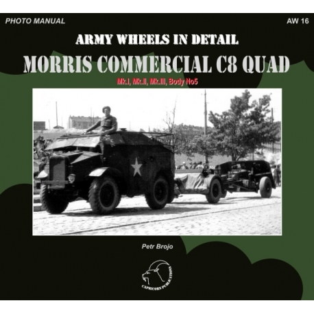 Morris Commercial C8 QUAD