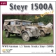 Steyr 1500A Trucks in detail