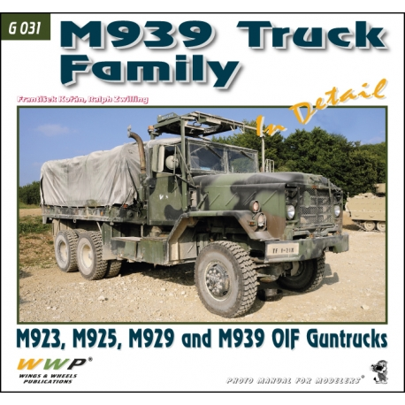 M939 5-ton Trucks in Detail