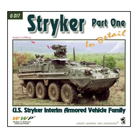 Stryker in detail Part ONE reprint
