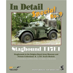 Staghoung T17E1 in detail