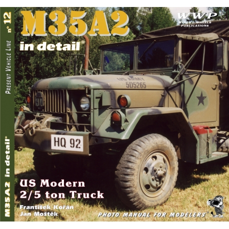 M35A2 in detail