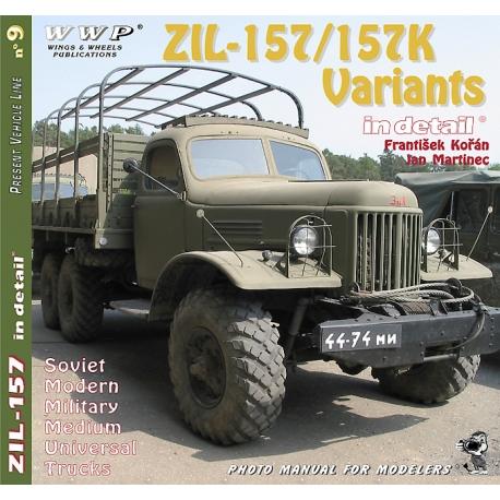 ZiL-157 Variants