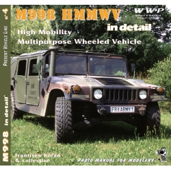 M998 HMMWV in detail
