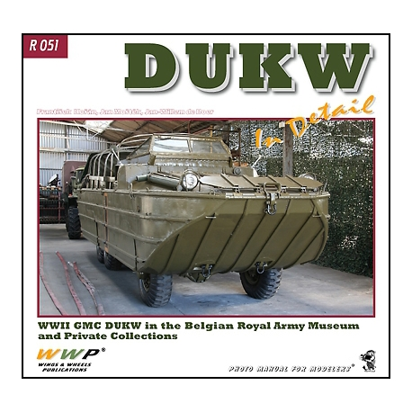 DUKW in detail