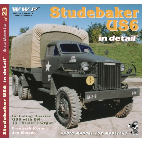 Studebaker US6 in detail