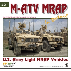 M-ATV MRAP in detail