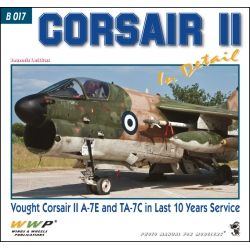 Corsair II in detail