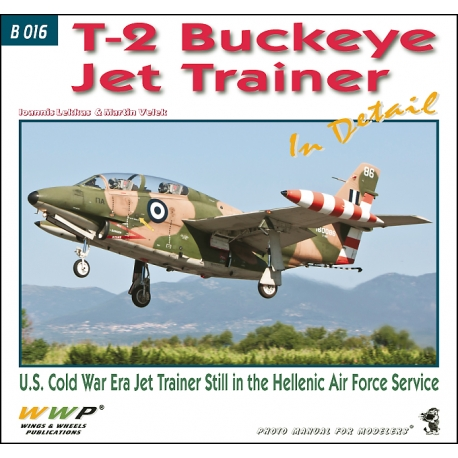 T-2 Buckeye in detail