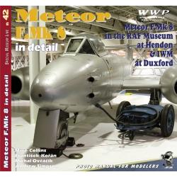 Meteor F.Mk 8 in detail