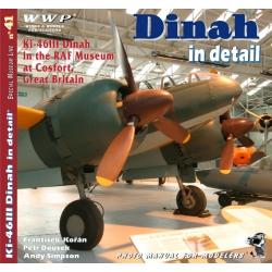Dinah in detail