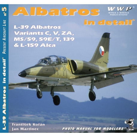 Albatros in detail