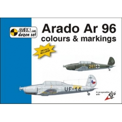 Arado Ar 96 colours and markings