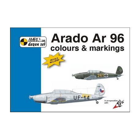Arado Ar 96 colours and markings