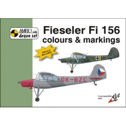 Fieseler Fi 156 colours and markings