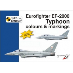 Eurofighter EF-2000 Typhoon colours and markings