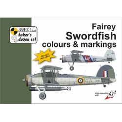 Fairey Swordfish colours and markings