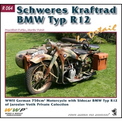 BMW R12 in detail