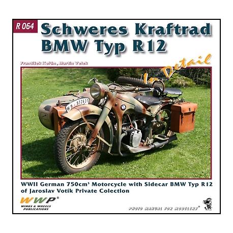 BMW R12 in detail
