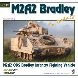 M2A2 ODS Bradley in detail