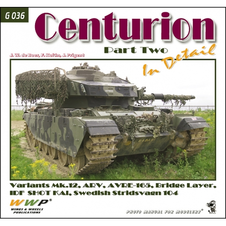 Centurion in detail part 2