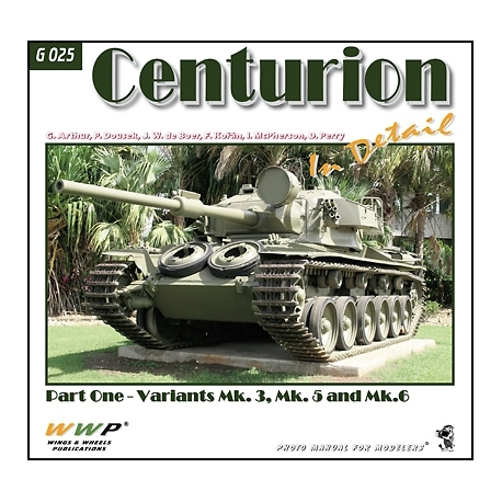Centurion Variants 3/5/6 in detail