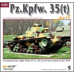 Pz. Kpfw. 35(t) in detail