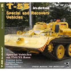 T-55 in detail