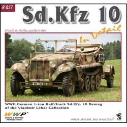 Sd. Kfz. 10 in detail