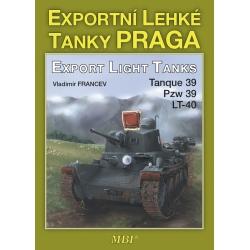 Export light tanks Praga (Pzw 39. Lt-40)