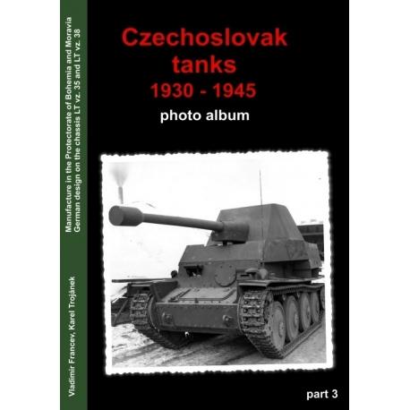 Československé tanky 1930 – 1945 fotoalbum Díl 3