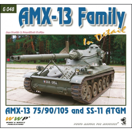 AMX-13 Family in detail