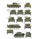 Britské a Americké tanky v ČSOB a ČSA 1940-1950