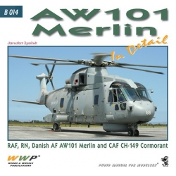 AW-101 Merlin in detail