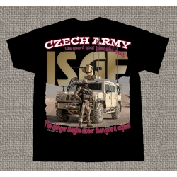 Triko Czech Army - ISAF